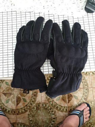 guantes moto talla XL