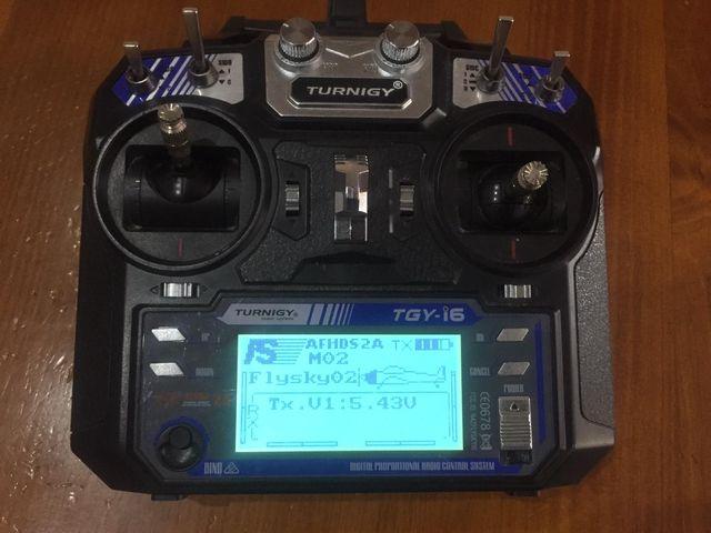 Dron de carreras