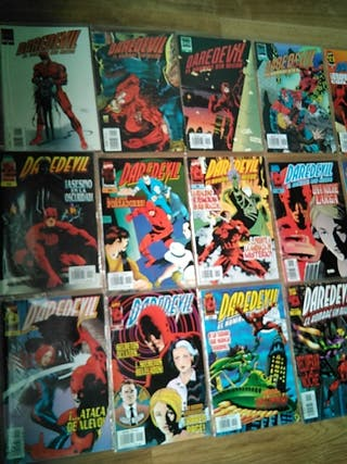Lote 15 comics Dare Devil - Forum