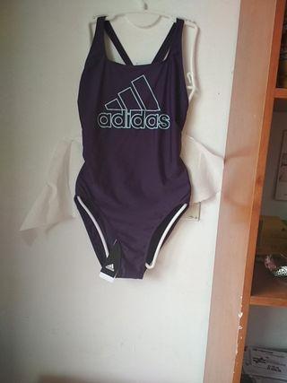 bañador mujer de marca Adidas