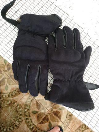 guantes moto talla L