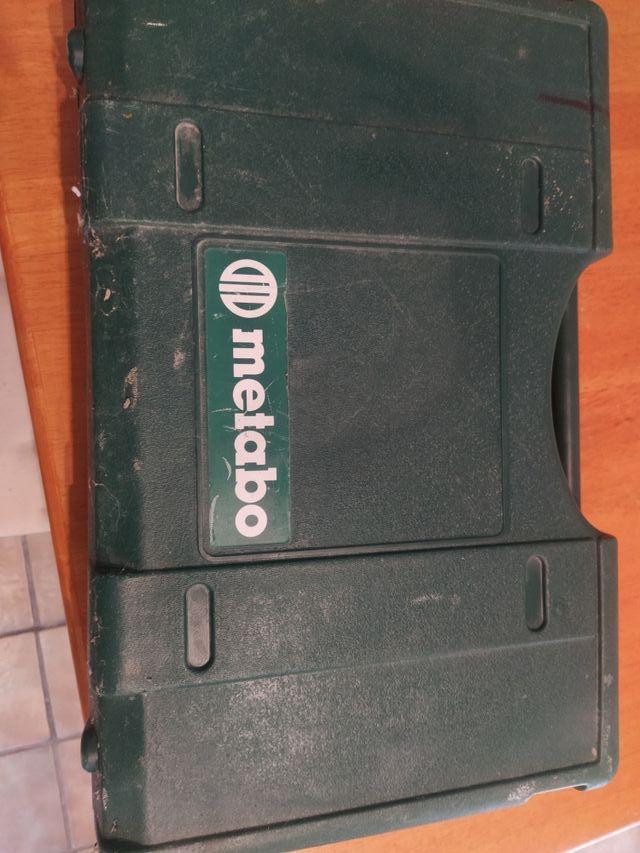 Perforador METABO casi nuevo.