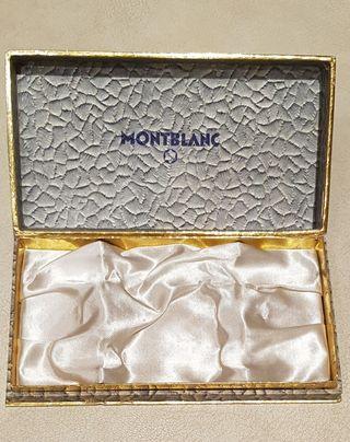 Estuche Montblanc