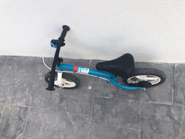 Bicicleta de iniciación Decathlon