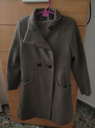 abrigo 3/4 niña