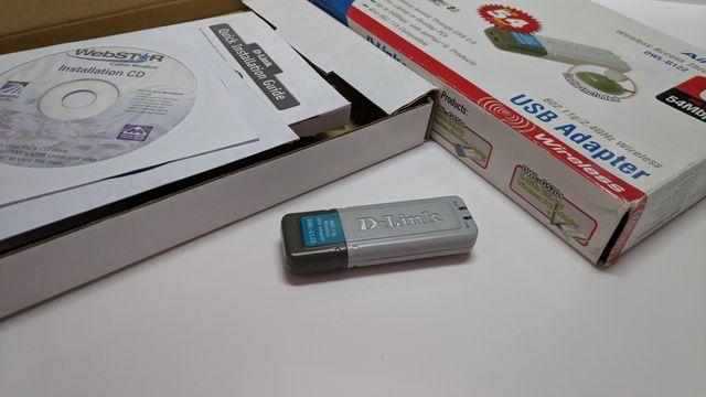 USB WiFi Antena DLINK