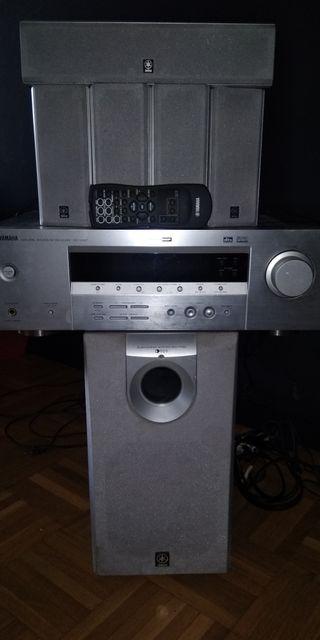 Equipo Hi-Fi Yamaha
