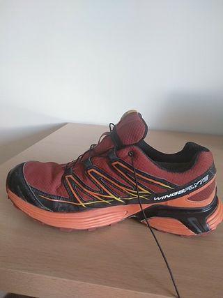 Zapatillas running trail