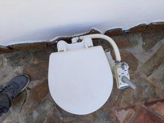 wc de barco