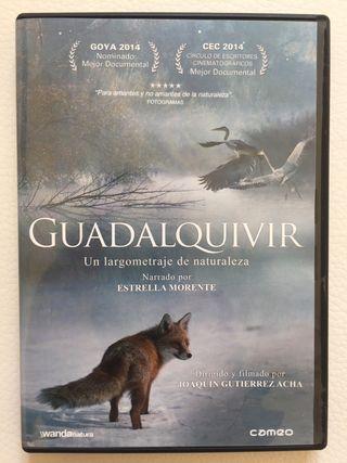 "Película DVD ""Guadalquivir"""