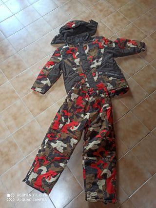 ski ropa niños 8 años