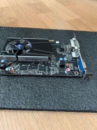 Tarjeta grafica Sapphire R7 240 2GB DDR3