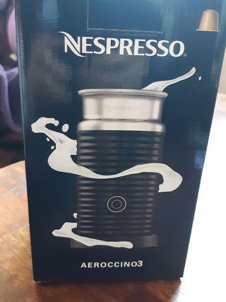 Espumadora de leche, Nespresso, aerocino