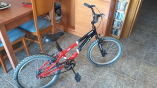 Bicicleta Monty junior
