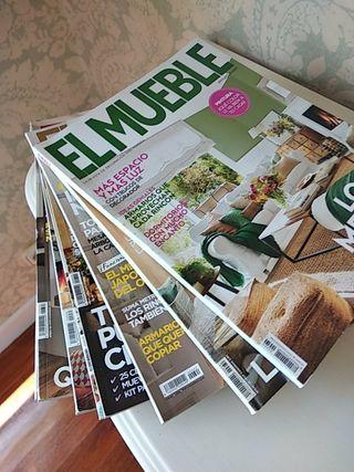 revistas decoración El Mueble