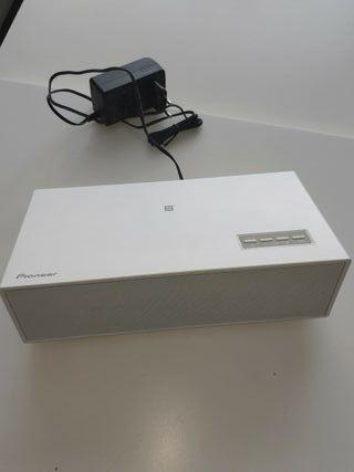 Altavoz Pioneer Bluetooth y NFC