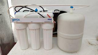 Ósmosis (purificación de agua de consumo)