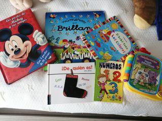 lote libros 0-4 años
