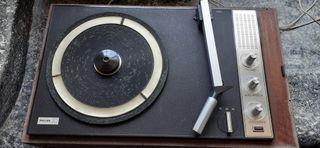 Tocadiscos vintage philips modelo 732 año 1971
