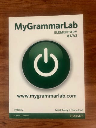 Libro Inglés Gramática Elementary