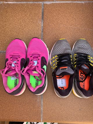 Zapatillas Nike Vomero mujer o niña