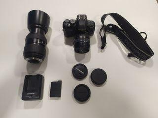 Camera Reflex Digital Olympus E-400