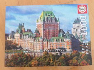 Puzzle 1000 piezas Castillo
