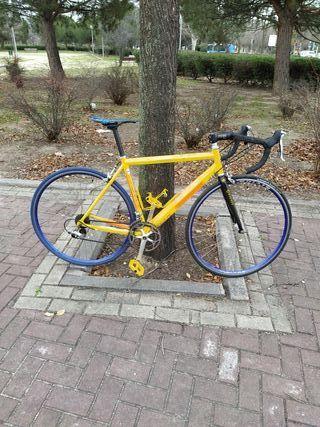 bicicleta Zeus carretera tb cambio por FIXIE