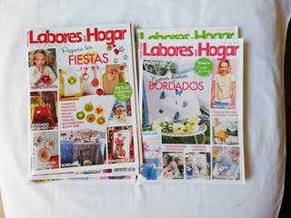 Revistas Labores del Hogar 2012