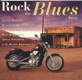 Various Rock The Blues Away CD