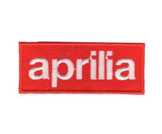 PARCHE BORDADO APRILIA