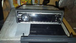radio cd JVC gama alta.
