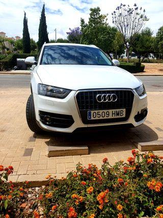 Audi Q3 2.0 140