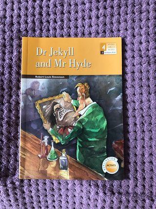 "Libro de Inglés ""Dr Jekyll and Mr Hyde"""