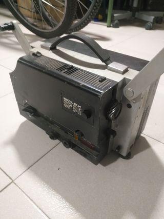 proyector super 8 sonoro averiado o para piezas