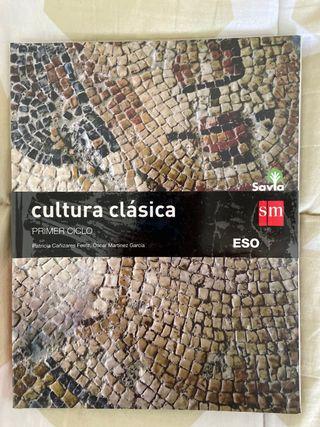 Cultura Clásica ESO Savia SM