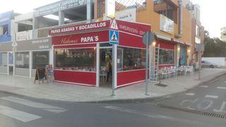 Traspaso Cafeteria-Bar zona Playa Torre del Mar