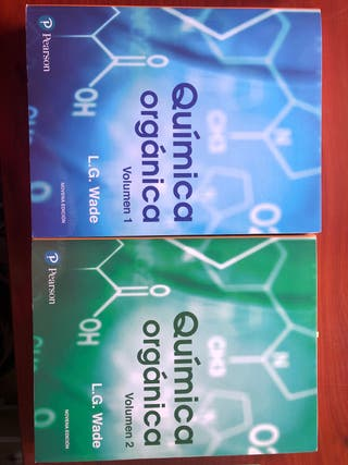 Libros Química Orgánica