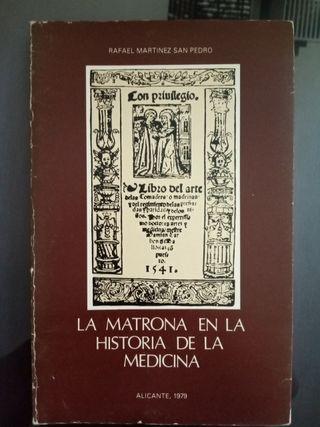 la matrona en la historia de la medicina