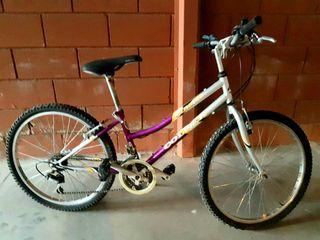 bicicleta marca coluer