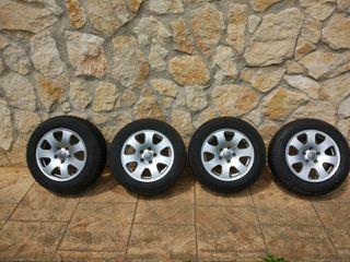 Llantas Audi A4 originales