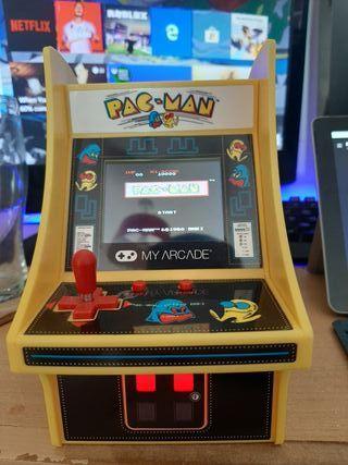 PacMan Micro Player Retro Arcade Machine