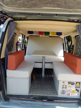 Citroen Berlingo furgoneta camper