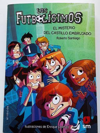 libro los futbolisimos libro número 6