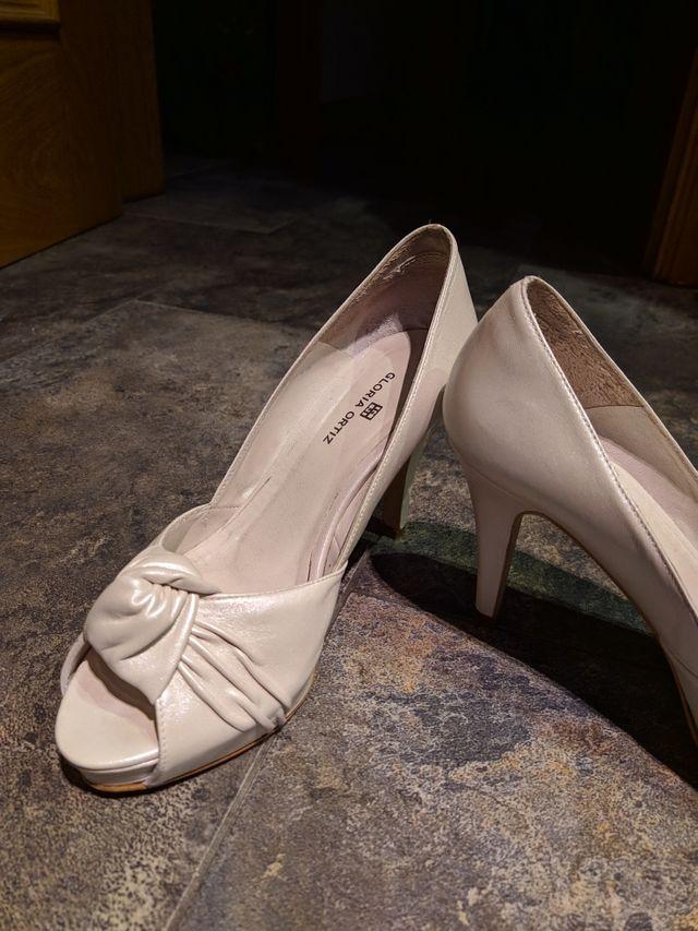Zapatos novia/boda T. 36