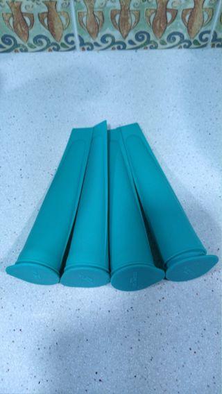 Heladeras de silicona