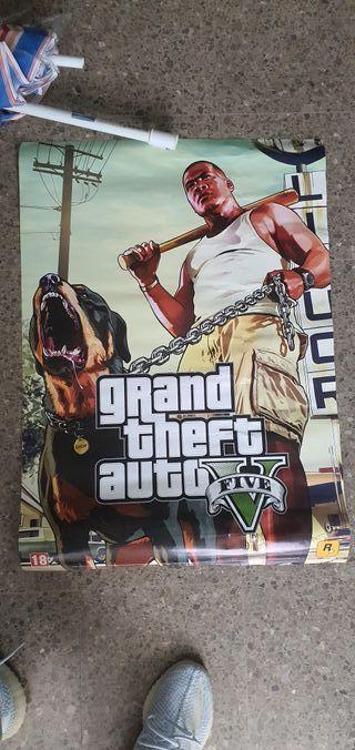 Poster GTA V