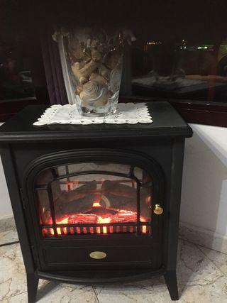 Calefactor poco uso tiene para calor
