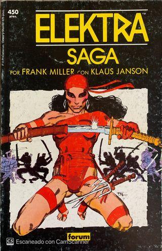 Elektra Saga 1-4