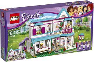 Lego friends. Casa sthefanie.